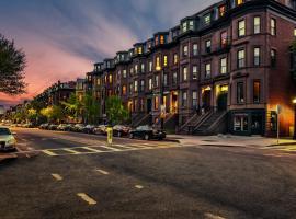 Charming Studio in Boston Brownstone, #44, serviced apartment in Boston