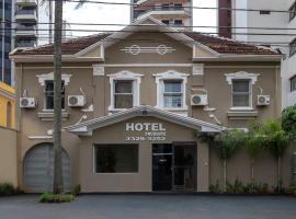 Hotel Prudente RP, hotel near University of São Paulo, Ribeirão Preto