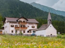 Gasthof Alpenrose, hotel in San Valentino alla Muta