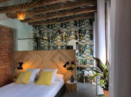 13 suites, hostal o pensión en León