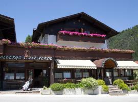 Hotel Valle Verde, hotel in Tarvisio