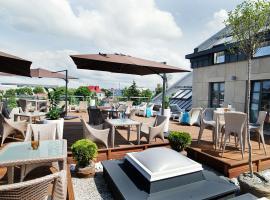 Velvet Hotel & Restaurant, hotel with jacuzzis in Suwałki
