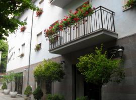 Albergo Ristorante Olimpia, hotell i Abbadia San Salvatore