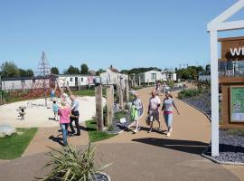 Holiday Home Combe Haven-3, hotel in St. Leonards