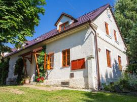 Holiday Home Stare Sedlo, hotel v destinaci Beroun