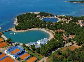 Apartment Stella Maris.10, hotel with pools in Umag