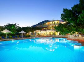 Aroma Creta, hotel in Koutsounari