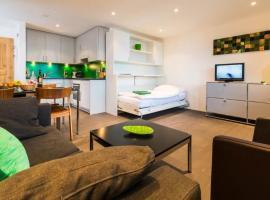 Apartment Sportina 22、リーダーアルプのアパートメント