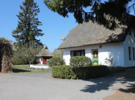 Ferienhaus Ilva in Born, holiday home in Born