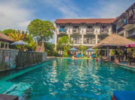 The Lokha Legian Resort & Spa, hotel in Legian