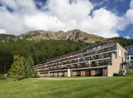 Nira Alpina, Hotel in Silvaplana