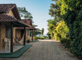 Pousada Canto das Trilhas, hotel near Lagoon Beach, Bombinhas