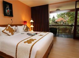 Petit Hotel Bali, hotel in Ubud
