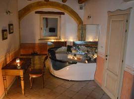 Maison d'Amour, hotel with jacuzzis in Cagliari