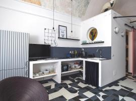 Balloon Design Studio Apartment, hotel a Molfetta