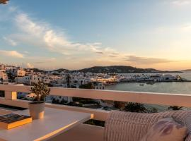 Magic View Suites Mykonos, apartment in Mýkonos City