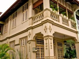 Palanquinn Heritage Suites, B&B in George Town