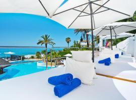 El Oceano Beach Hotel, hotell nära La Cala Golf, La Cala de Mijas