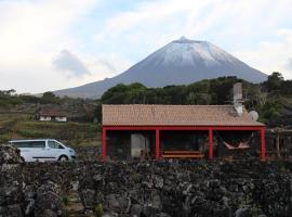 Adega Fraga, cabin in Santa Luzia