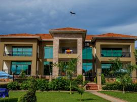 Lakepoint Villa, hotel in Entebbe