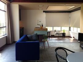 Het Lokaal, self catering accommodation in Middelburg