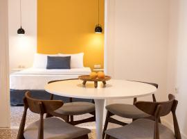 K8 Athens, serviced apartment in Athens