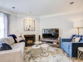 City Chic, A Walkable Capitol Hill Retreat, apartment in Washington, D.C.