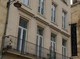 Acanthe Hôtel Bordeaux Centre, hotel near Chaban Delmas Bridge, Bordeaux