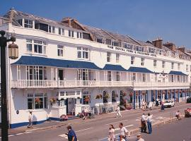 Royal York & Faulkner Hotel, hotel in Sidmouth