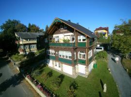 """Ferienwohnung """"Kleine Liebe"""", apartment in Bad Schandau"""