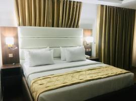 LuxeVilla 42, hotel in Lagos