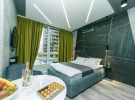Luxury Apartments, апартаменти у Києві