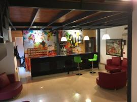 Hotel Centrale, отель в городе Сиракуза