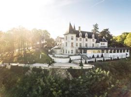 Chateau Le Prieure - Younan Collection, hôtel à Chènehutte-les-Tuffeaux
