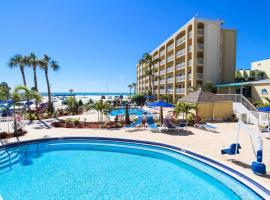 Coral Reef Resort, a VRI resort, hotel in St. Pete Beach