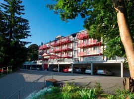 Chalet Sonnenhang Oberhof, Hotel in der Nähe von: Fallbachlift, Oberhof