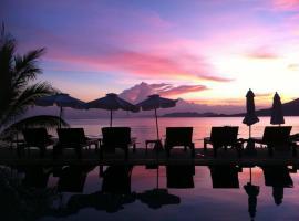Cinnamon Beach Villas, отель в Ламай-Бич