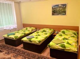 Galas ubytovani v soukromi, privát v Brne