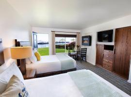 Sea & Sand Inn, hotel in Santa Cruz