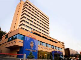 Grand Hotel, hotel in Târgu-Mureş