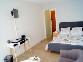 Appart Limoges Mairie !, hôtel à Limoges près de: Bibliothèque Francophone Multimédia