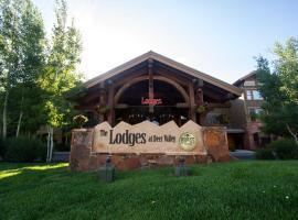 Lodges at Deer Valley, resort in Park City
