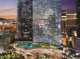 Vdara Hotel & Spa at ARIA Las Vegas, hotel in Las Vegas
