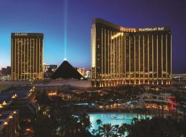 Mandalay Bay, pet-friendly hotel in Las Vegas