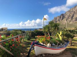 Baglio Cofano Rooms & Relax, hotell i Custonaci