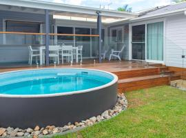 Butlers at Byron, vacation home in Byron Bay