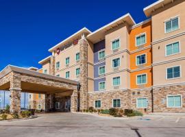Best Western Plus Tech Medical Center Inn, hotel in Lubbock
