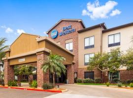 Best Western Town Center Inn, hotel in Weslaco
