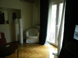 Luxury in the city heart, apartment in Thessaloniki
