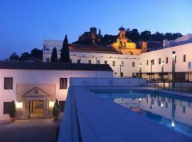 Hotel Convento Aracena & SPA, отель в городе Арасена